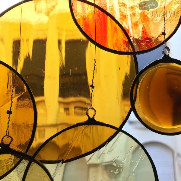 Üveg fénycsapda - Méz