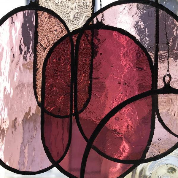 Üveg fénycsapda - Jobbára rózsaszínek