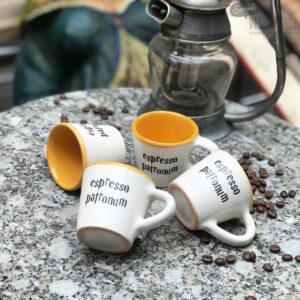 Espresso Patronum mokkás csésze 2.