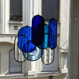 Üveg fénycsapda - Jobbára Kékek