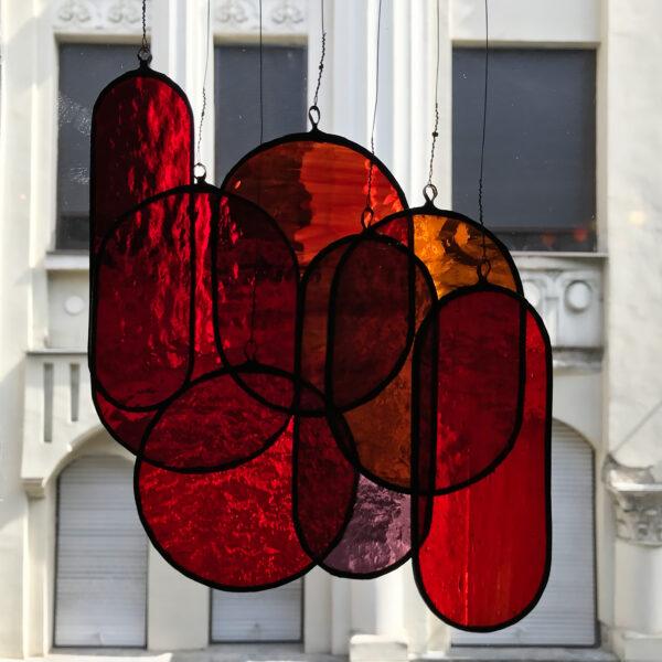Üveg fénycsapda - Jobbára Vörösek 1.