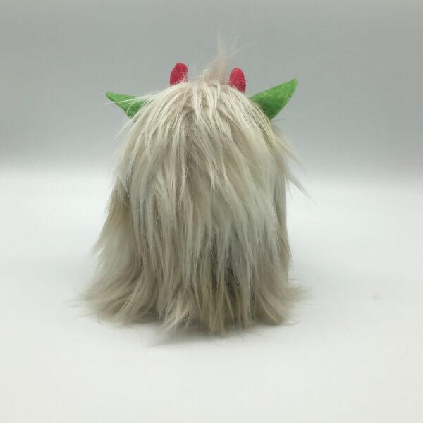 Tarkabundás klasszik yetiboci zöld fülekkel