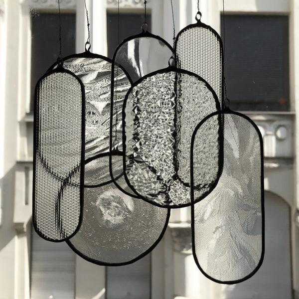 Üveg fénycsapda - Víztiszta